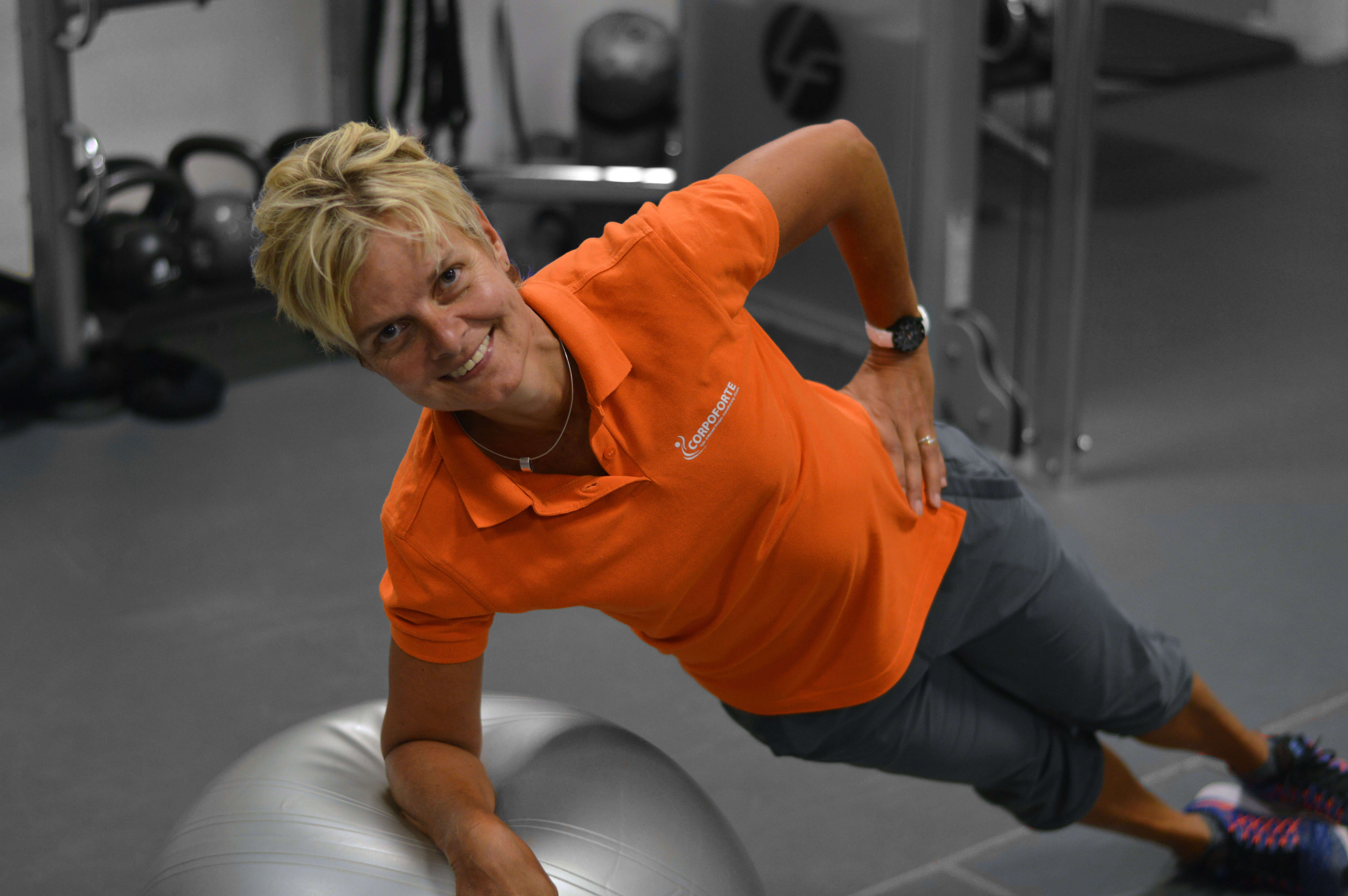 Gerda van Vliet Active4Health fitness instructeur