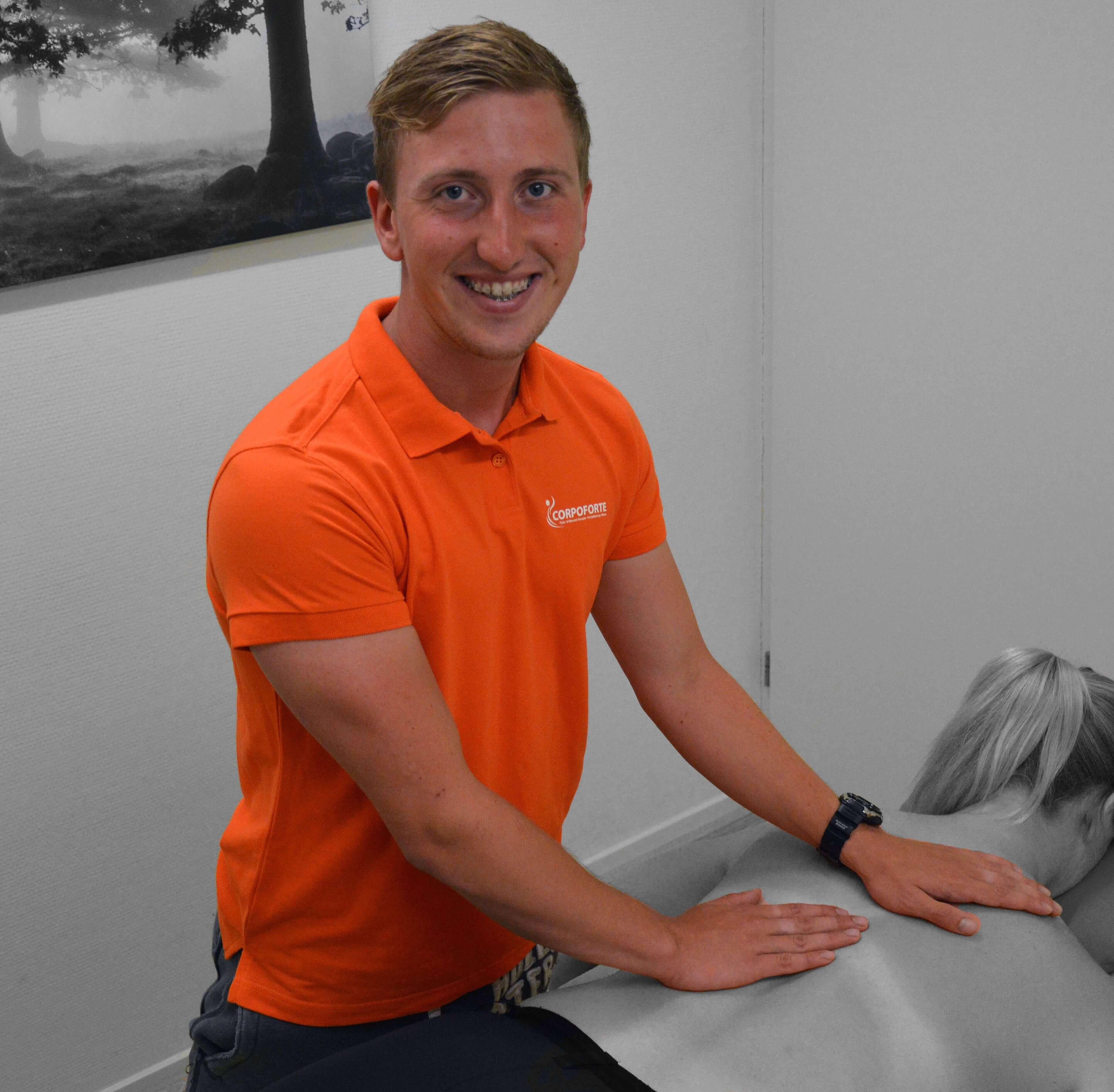 Robin van Dorland sport masseur active4health